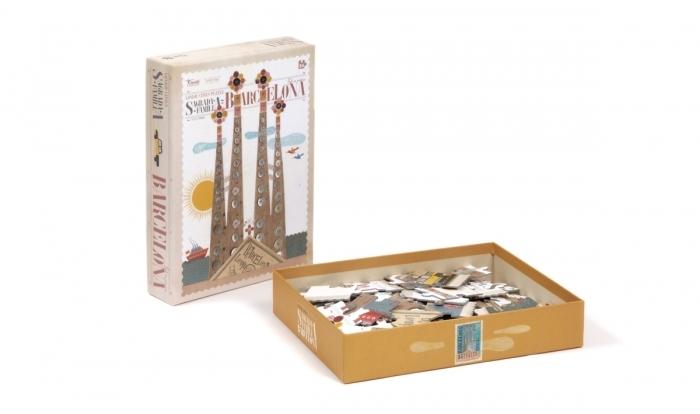 puzzle-54-pieces-sagrada-familia-londji