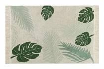 tapis-lavable-feuilles-tropical-vert