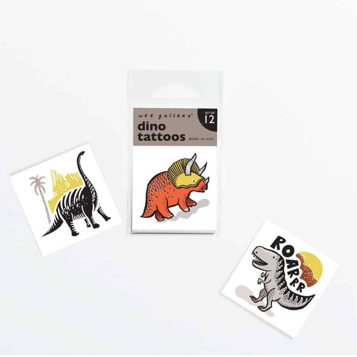 les-dinosaures-tatouage-lot