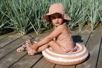 bouee-gonflable-45cm-diametre-rose-creme-liewood