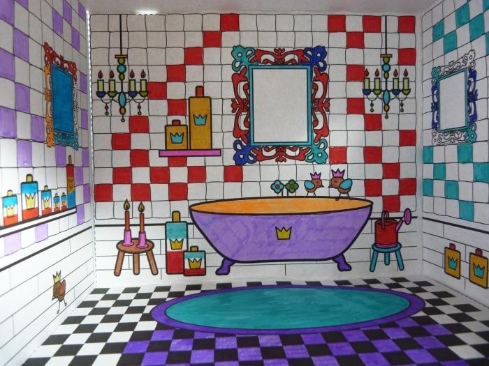 villa-carton-maison-poupee-colorier