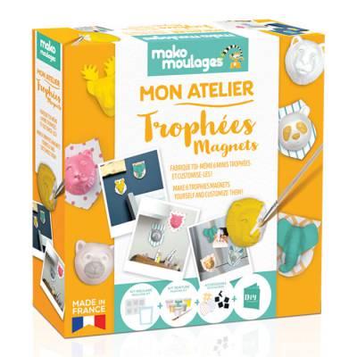 Mako Mon atelier - Trophées magnets