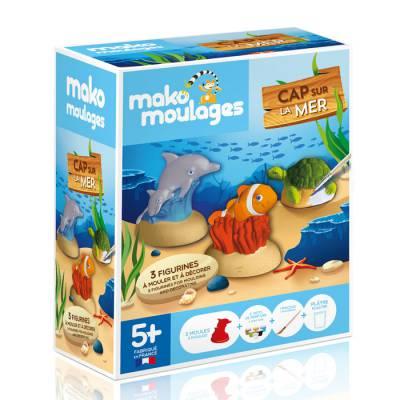 Mako moulages - Cap sur la mer