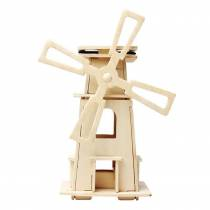 moulin-w130-robotime-maquette