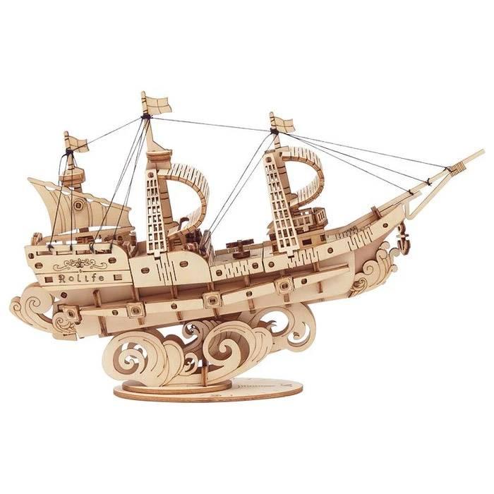 puzzle-3d-bateau-a-voiles-robotime