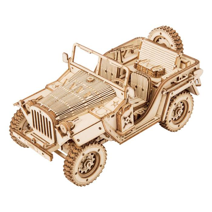 maquette-en-bois-vehicule-armee-jeep