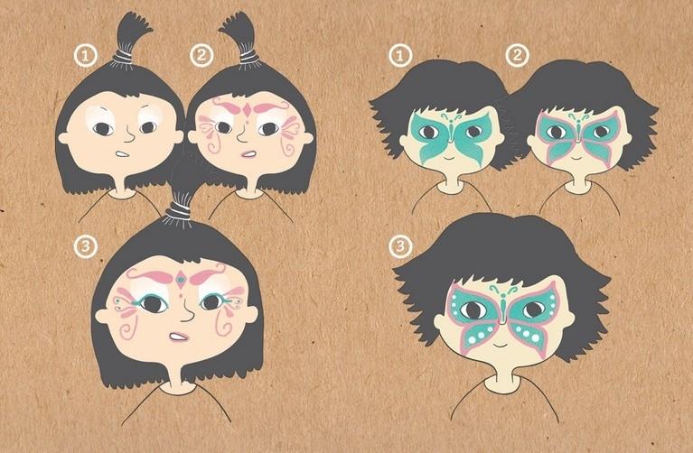 maquillage-d-enfant-en-princesse-ou-papillon