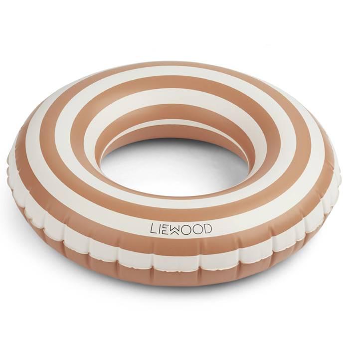 liewood-bouee-baloo-rayures-rose-diametre-45cm