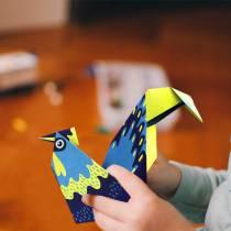 Mes jolis oiseaux - Joli Origami