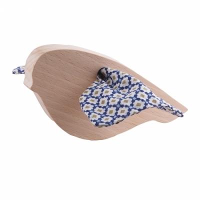 mesange-bois-ailes-tissu-paulette-sacha-mosaique