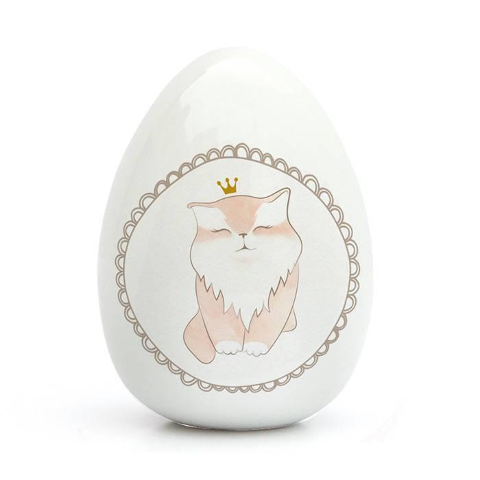 Jolie-oeuf-en-porcelaine-par-gaelle-duval-motif-chat