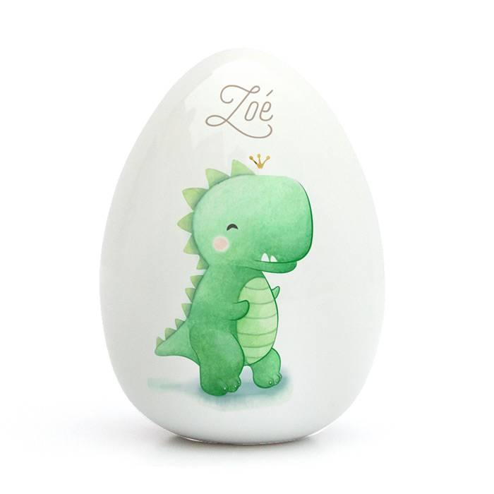 Jolie-oeuf-en-porcelaine-motif-dinosaure-réalisé-par-gaelle-duval-personnalisable