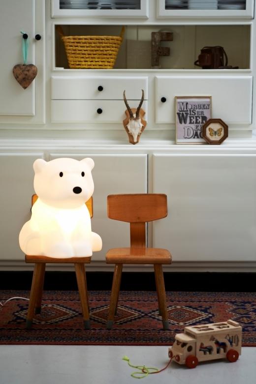 luminaire-chambre-enfant-ours