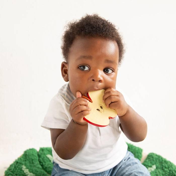 Pepita la pomme pour bébé - Oli & Carol