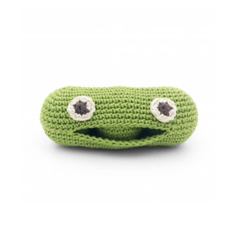 Pia mini petits pois au crochet - MyuM