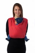 echarpe-portage-sans-noeud-rouge