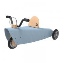 Chou-du-volant-porteur-pedale-bleu