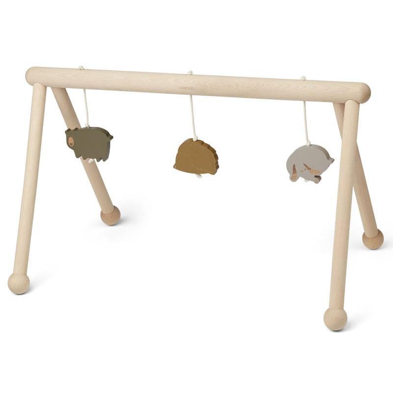 joli-portique-en-bois-pour-leveil-de-bebe