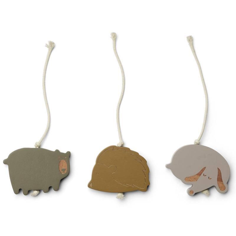 liewood-ours-herisson-chien-en-bois-accessoires-portique