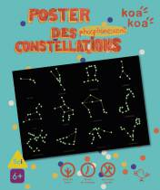 Poster des constellations - Koa Koa