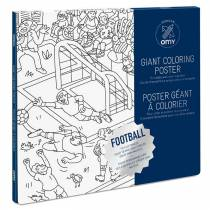 coloriage-poster-football-omy