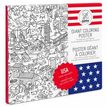 poster-omy-coloriage-enfant-ville-usa