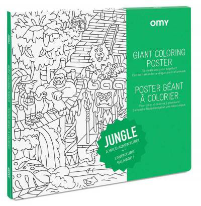 jungle-poster-geant-coloriage-omy