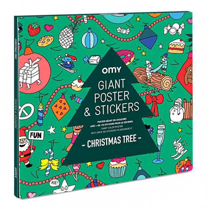 Poster-arbre-de-noel-et-stickers-omy