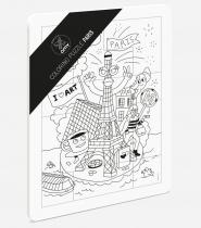 Paris-puzzle-colorier