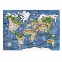 Puzzle Découvrir le monde