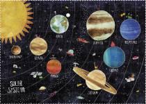 Puzzle Découvrir les planètes