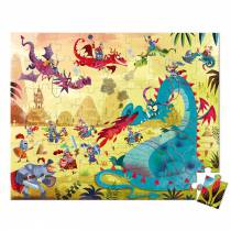 puzzle-theme-dragons-chevaliers-janod