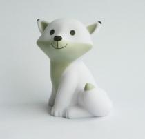 renard-veilleuse-blanc