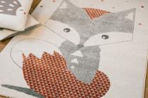 Tapis-renard-gris-marron-artforkids