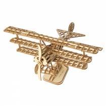 puzzle-3d-avion-triplan-robotime
