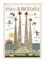 puzzle-souvenir-de-barcelone-sagrada-familia