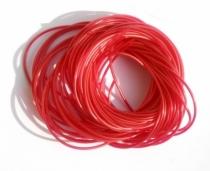 Scoubidou-rouge-metal
