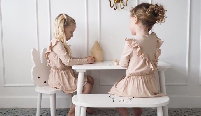Nos coups de coeur pour meubler la chambre des enfants