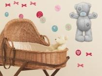 Teddy-ourson-sticker-chambre-bebe