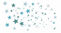 Sticker-etoiles-bleues-artforkids-chambre-enfant