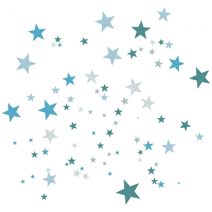 sticker-constellation-etoiles-bleues-artforkids