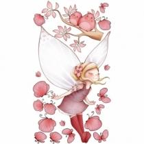 sticker-enfant-fee-volante-et-papillons