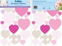 Sticker-funtosee-coeur-roses