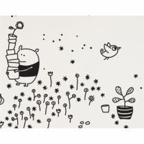 Detail-sticker-enfant-noir-et-blanc-jardinier