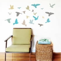 stickers-oiseaux-multicolore-graphiques-bleu