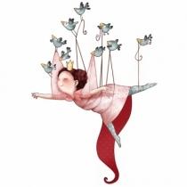 sticker-enfant-la-princesse-endormie-et-oiseaux