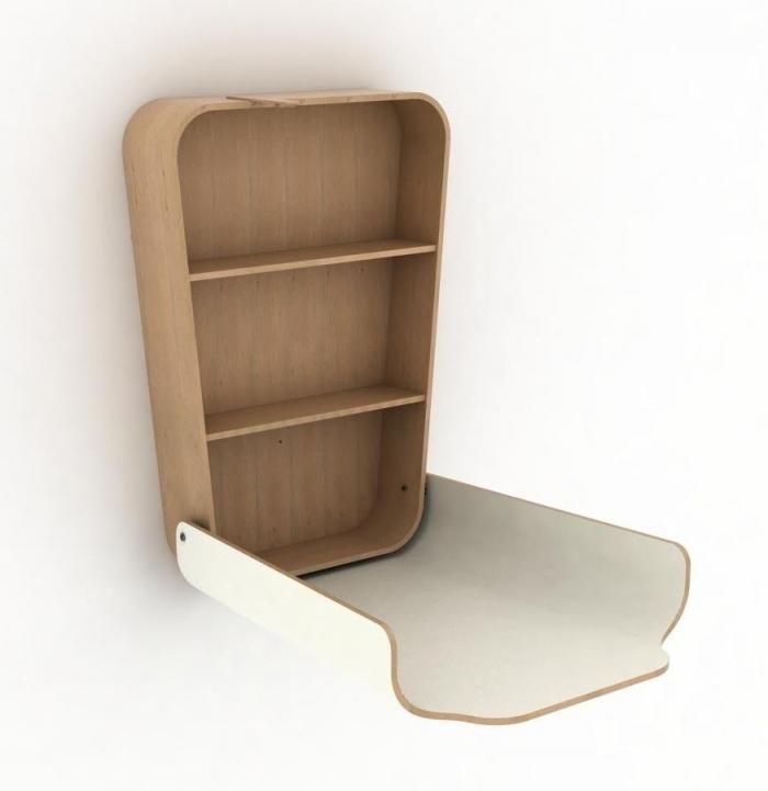table langer noga gentle white. Black Bedroom Furniture Sets. Home Design Ideas