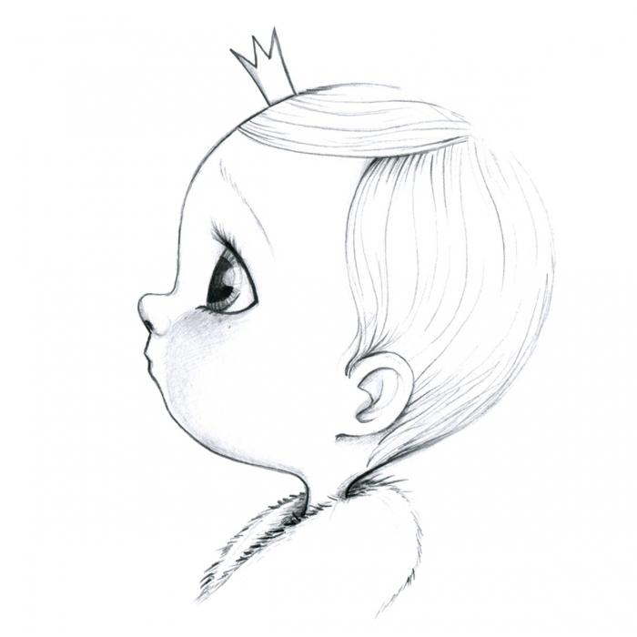 acte-deco-tableau-little-king-black-white