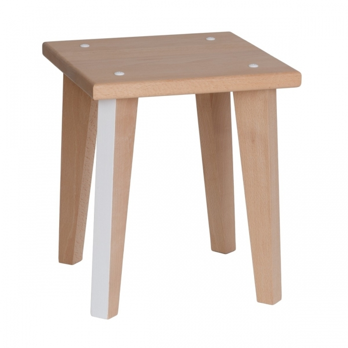 Tabouret-enfant-point-virgule-blanc