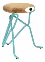 Tabouret-companion-Phillip-grass-chene-bleu